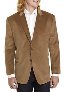 Big & Tall Corduroy Sport Coat