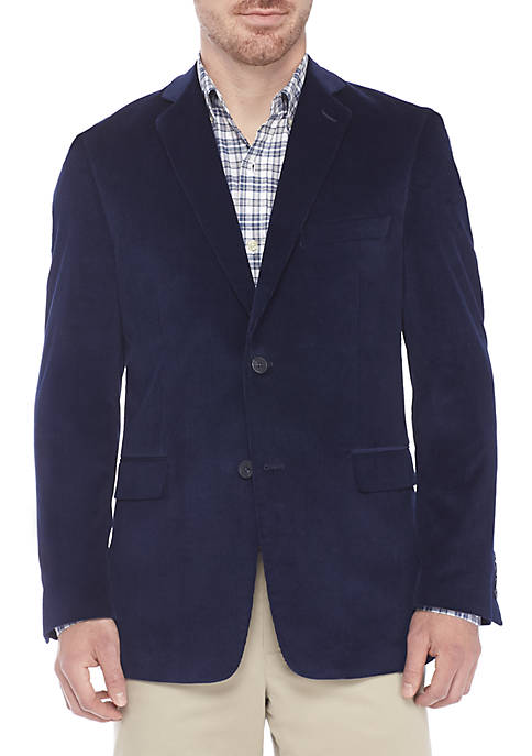 Saddlebred® Big & Tall Cord Sport Coat