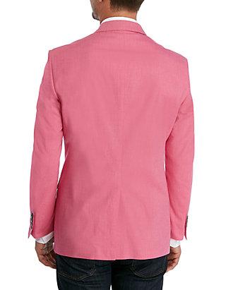 44292994 Saddlebred® Big & Tall Solid Chambray Sport Coat | belk