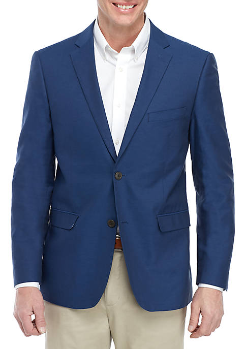 Saddlebred® Indigo Blue Chambray Sports Coat