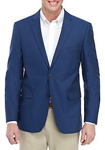 30cae44113b2 Saddlebred® Blue Chambray Sportscoat · Saddlebred® Indigo Blue Chambray Sports  Coat