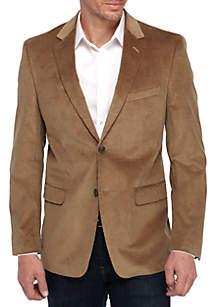 Big & Tall Corduroy Sport Coat