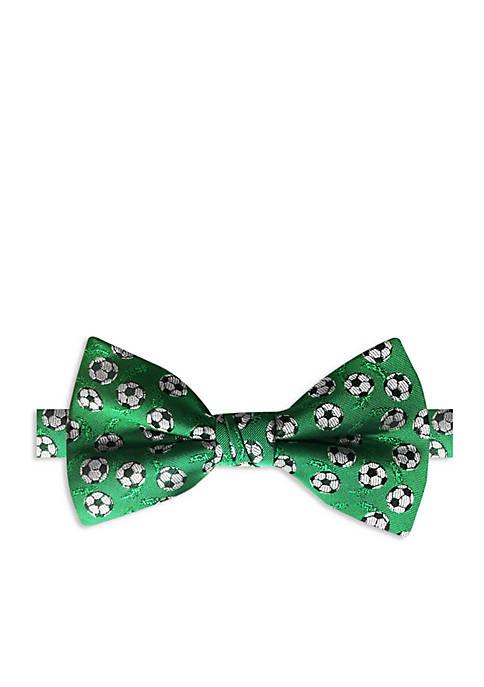 Hallmark Soccer Bow Tie