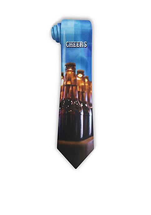 Hallmark Cheers Beer Tie