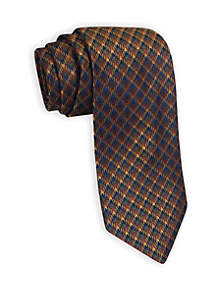 Tweed Printed Tie
