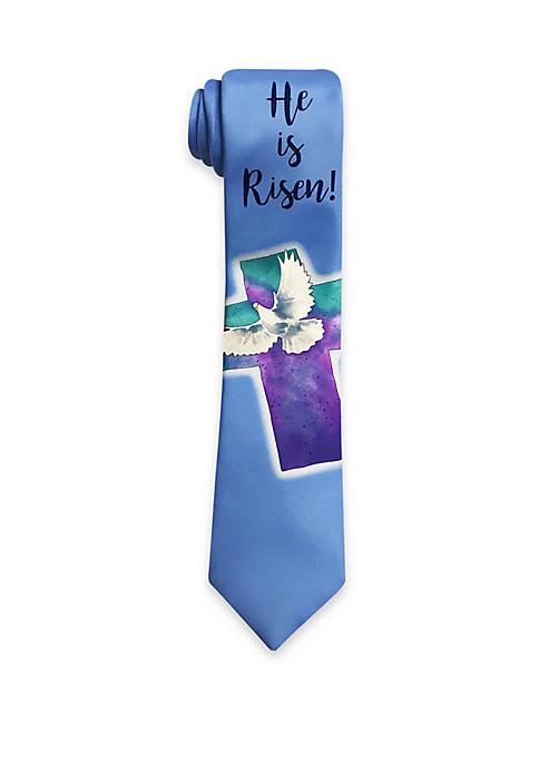 Hallmark He Is Risen Tie