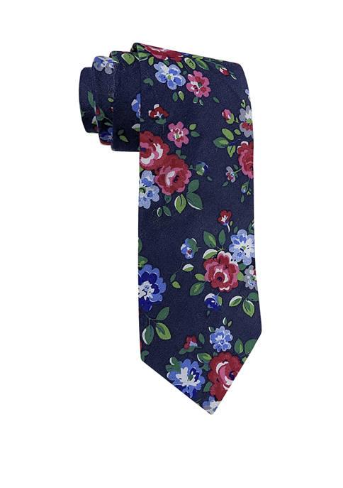 Hallmark Floral Necktie