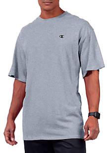 Big & Tall Short Sleeve Jersey Crew Tee