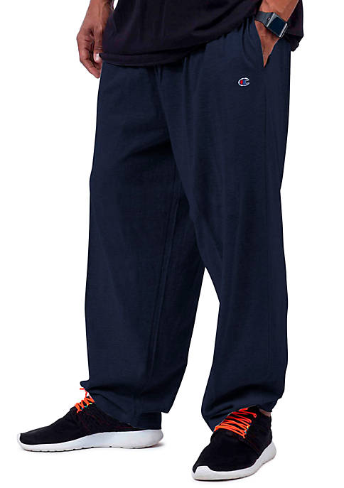Champion® Big & Tall Closed Bottom Jersey Pant