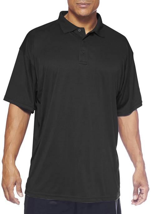 Champion® Big & Tall Quick Dry Polo Shirt