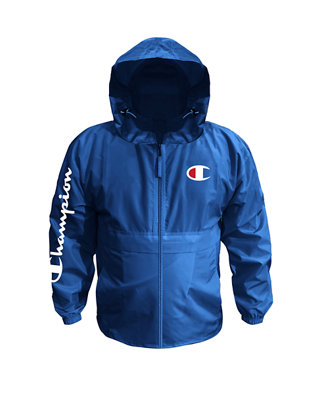 Champion NCAA Youth Water Resistant Lightweight Packable Jacket