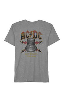 Well Worn AC/DC Mineral Wash Tee