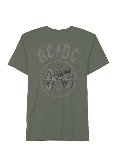 ACDC Short Sleeve For Those About To Rock