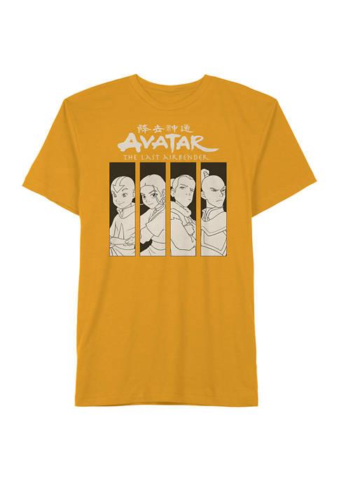 Avatar: The Last Airbender Short Sleeve Cotton Avatar
