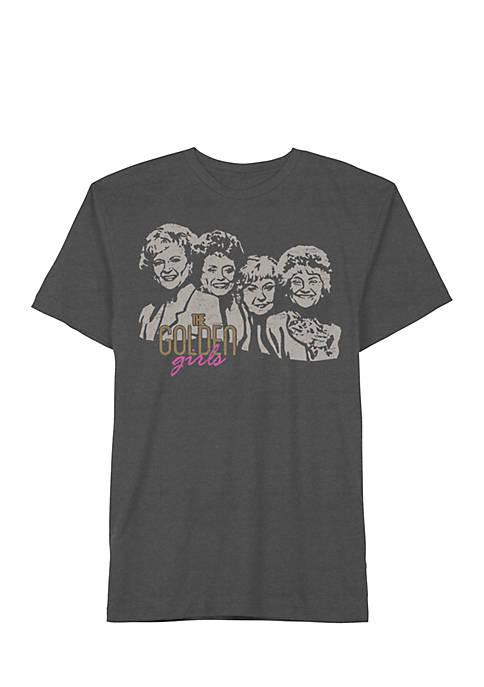 Short Sleeve Golden Girls More Golden Graphic T-Shirt