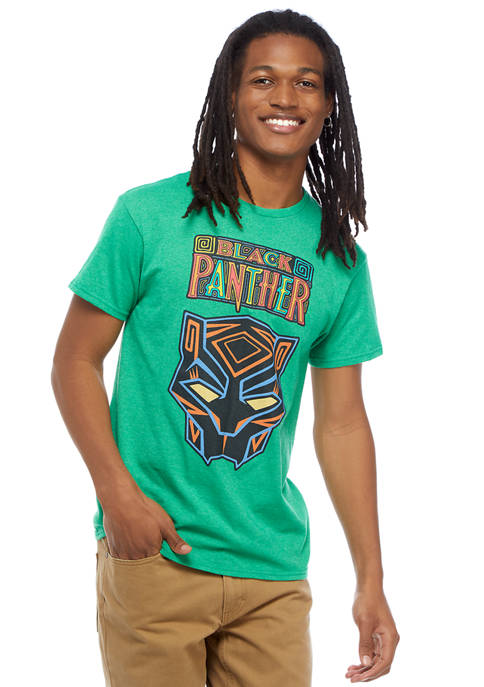 Black Panther™ Short Sleeve Black Panther Graphic T-Shirt