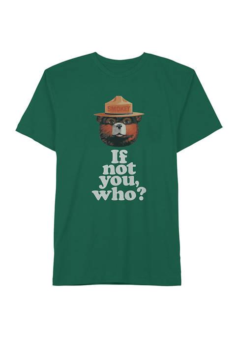 Smokey If Not You Who Graphic T-Shirt