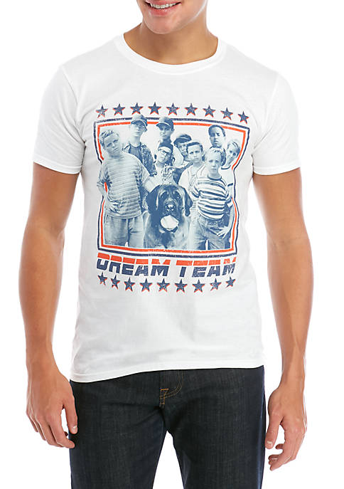 Sandlot Dream Team Graphic T-Shirt