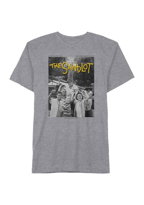 The Sandlot Short Sleeve Cotton Graphic T-Shirt