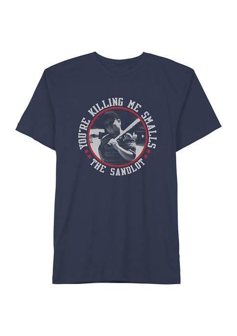 Big & Tall Short Sleeve Smalls Graphic T-Shirt