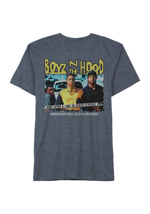 Boyz N The Hood Short Sleeve Graphic T-Shirt