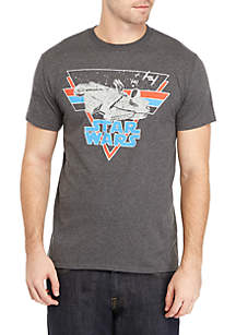 Well Worn Star Wars Millennium Falcon T-Shirt