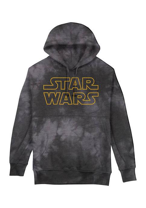 Star Wars® Star Wars Tie Dye Graphic Hoodie