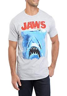 Well Worn Junior's Jaws Shark Graphic T-Shirt