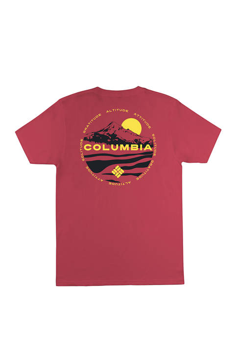 Columbia Big & Tall Garlin Graphic T-Shirt
