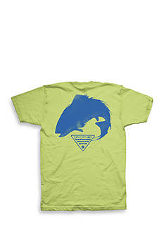 Columbia Tuna Troutqueen Short Sleeve Graphic Tee