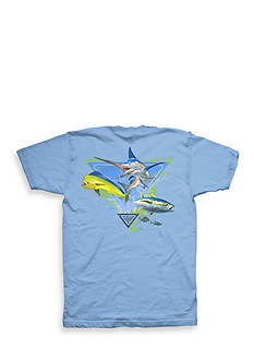 Columbia Short Sleeve By The Shore Offshore Slam Graphic Tee