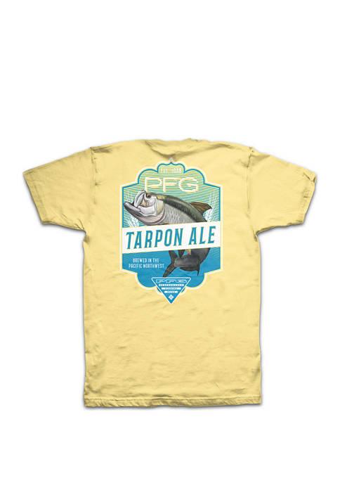 Columbia Short Sleeve PFG Tarpon Ale Tee