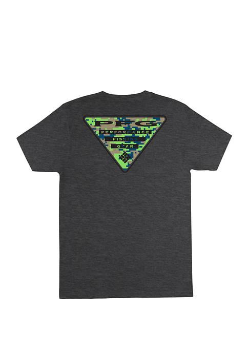Big & Tall Hamilton Casual Short Sleeve Screenprint T-Shirt