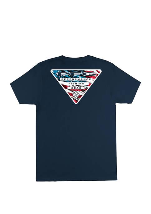 Columbia Salute Casual Screen Graphic T-Shirt