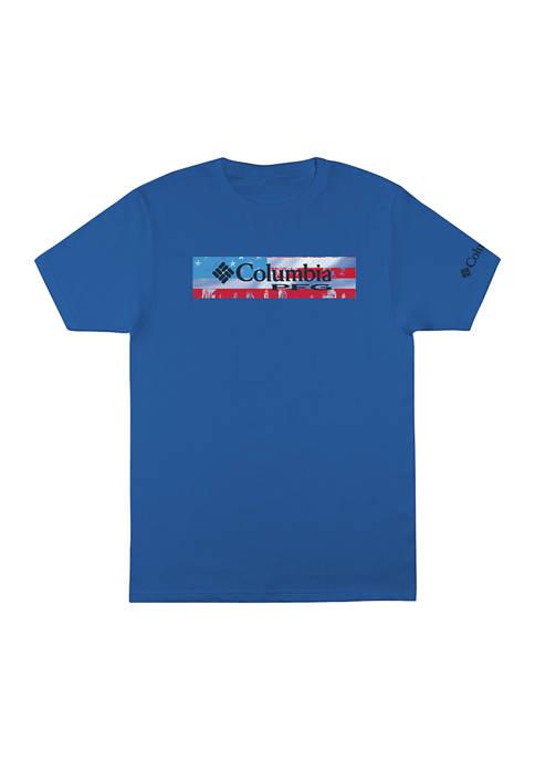 Columbia Short Sleeve Murica T-Shirt