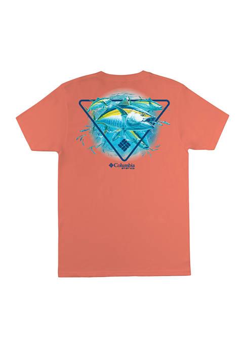 Columbia Short Sleeve PFG Graphic T-Shirt