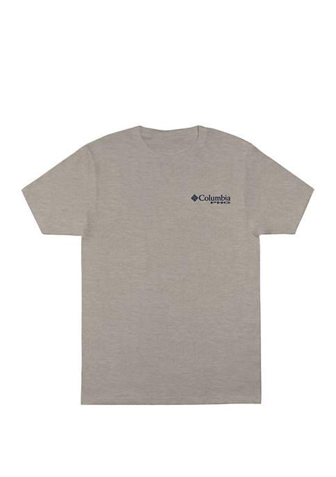 Columbia Big & Tall PFG Beloved Graphic T-Shirt