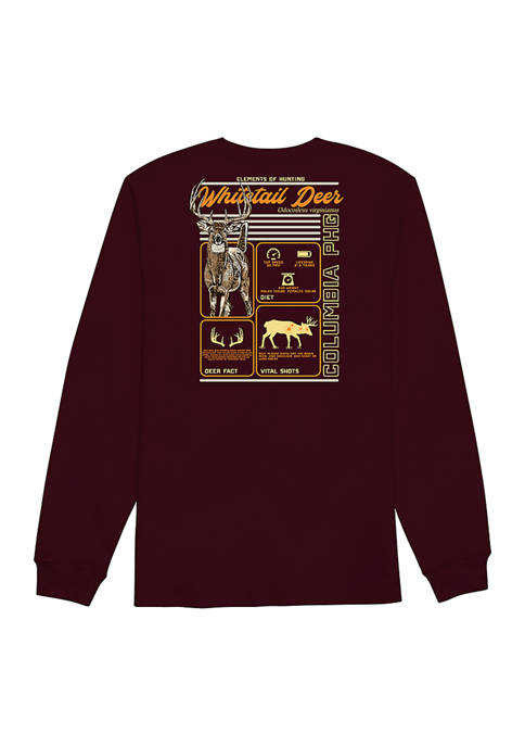 Columbia Long Sleeve PHG Elements of Hunting Graphic