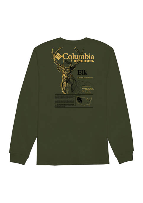 Long Sleeve PHG Elk Shirt
