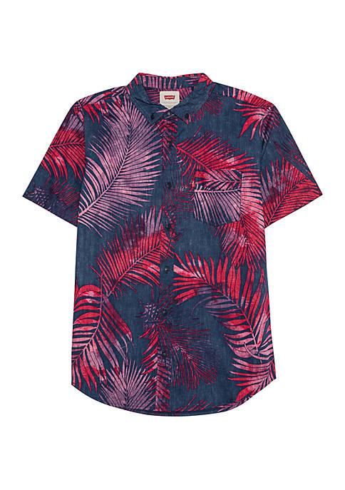 Levi's® Kobelle Short Sleeve Woven Shirt