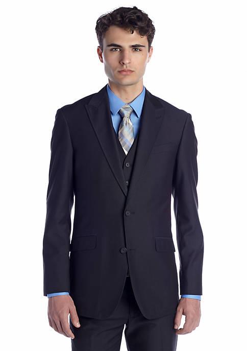 BUFFALO DAVID BITTON® Trim Fit Suit Separate Peak