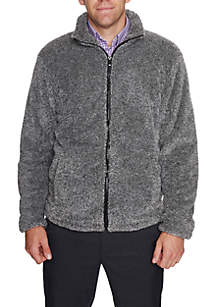 Full Zip Comfort Fleece