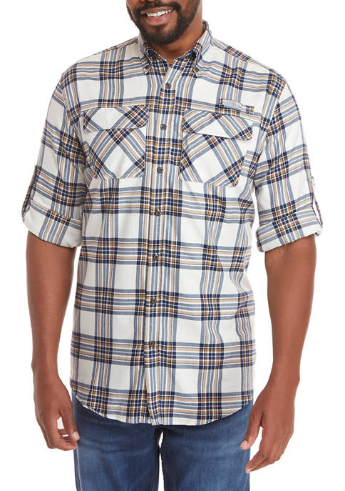 Big & Tall Performance Flannel Shirt