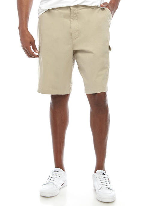 Big & Tall Ripstop Cargo Shorts