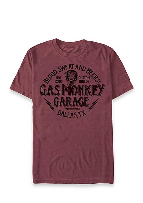Fifth Sun™ Gas Monkey Garage Tee Shirt