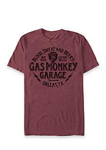 Fifth Sun™ Gas Monkey Garage Tee Shirt