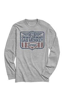 Gas Monkey Americana T-Shirt