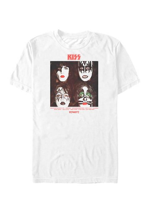 Fifth Sun™ Kiss Dynasty Graphic T-Shirt