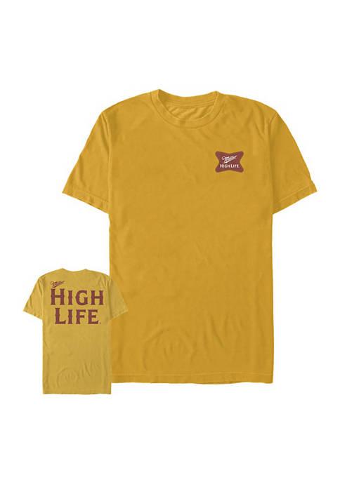 Fifth Sun™ High Life Badge Graphic T-Shirt