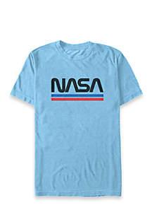 Fifth Sun™ Nasa Logo Short Sleeve Tee